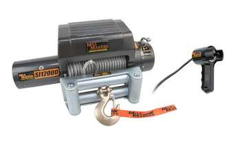 SI12000 ELECTRIC WINCH picture