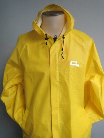 Element Hooded Jacket - Yellow picture