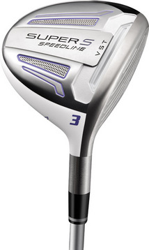 SUPER S Fairway Wood 7 RH Wmn picture