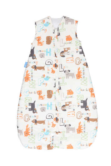 Grobag Baby Sleeping Bag - Alphapets Neutral picture