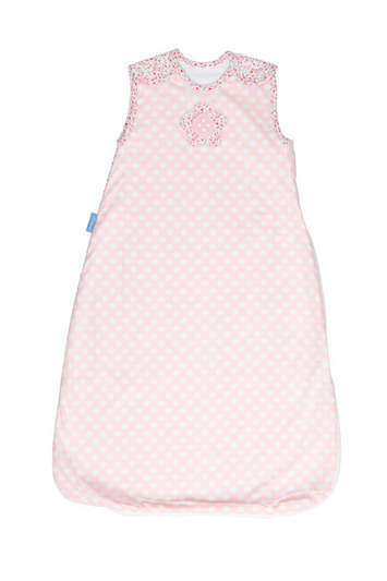 Grobag Baby Sleeping Bag - Button Rose picture
