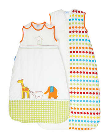 Grobag Baby Sleeping Bag - Dotty Day Out picture