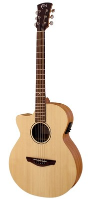 Faith Venus Guitar - Naked Finish- Left Handed with Pick-Up picture