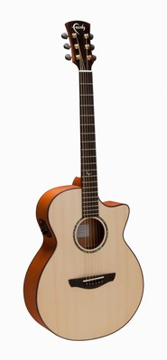Faith Venus Guitar - Natural Finish with Pick-Up picture