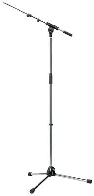 Microphone Stand - Chrome picture