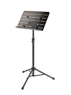 Music Stand with Integrated Tablet Holder picture