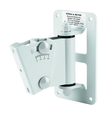Wall Mount Bracket - White picture
