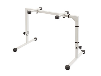 Omega Keyboard Stand - White picture