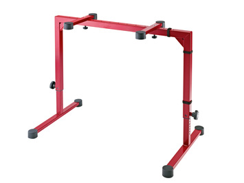 Omega Keyboard Stand - Red picture