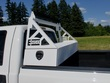 DODGE DAKOTA 85'-11' HEADACHE RACK WITH SIDE SLIDE TOOL BOX additional picture 2