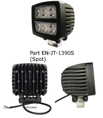 90 Watt LED(COB) Spot Pattern picture