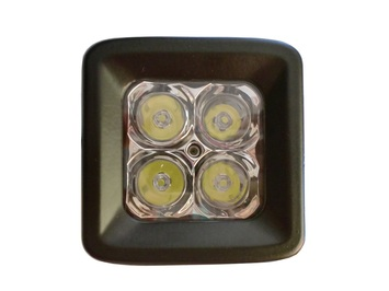 20 Watt LED Light Pair with Harness(Cree)E2 picture