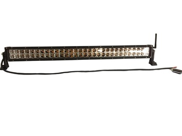 30 INCH LED LIGHT BAR 180 WATT, AMBER AND WHITE MULTI-FUNCTION picture