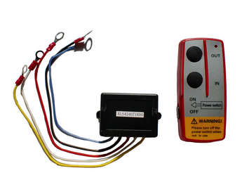 Wireless Winch Controller picture