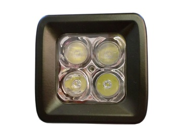 20 Watt LED Light Pair with Combo Pattern(Cree)E2 picture
