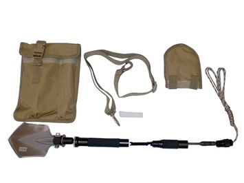 Multifunction Shovel Survival Tool picture