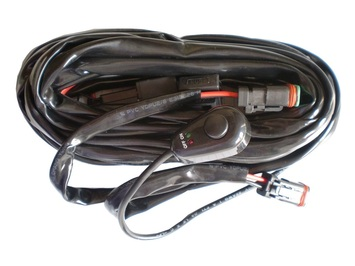 LED Work Light Wiring Harness picture