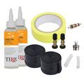 Tubeless System Schrader 19-25mm Combo Kit