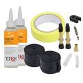 Tubeless System Presta 19-25mm Combo Kit