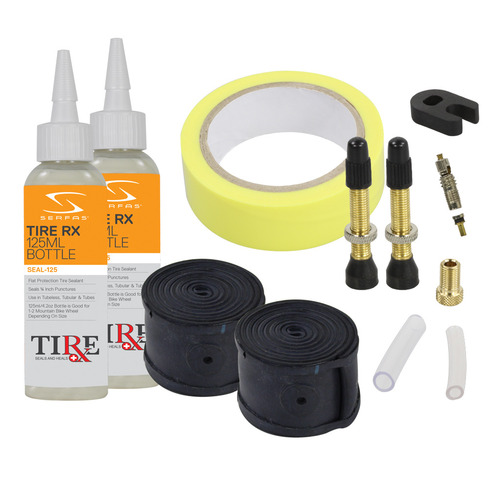Tubeless System 15-17mm Combo Kit picture