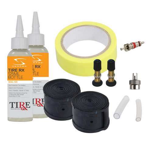 Tubeless System Schrader 19-25mm Combo Kit picture