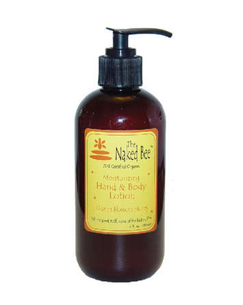 Orange Blossom Honey Hand & Body Lotion from The Naked Bee (8oz pump) picture