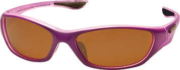 Pepper's Polarized Speedline Loco Sunglasses (Violet/Lavender) picture
