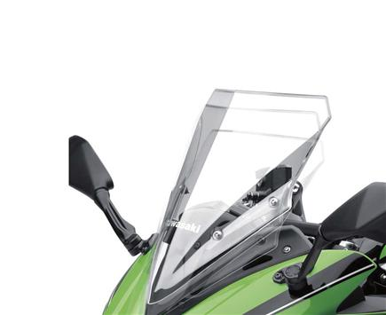Kawasaki Ninja 650 Touring Screen picture