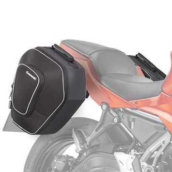Kawasaki Semi Rigid panniers (2x14L) picture
