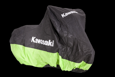 Kawasaki Large Indoor bike cover picture