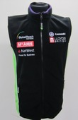GB Moto Team Fleece Body warmer Size SML 40""