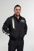 "Team Green Jacket SIZE SML 38"""