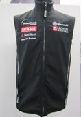 GB Moto Team Body Warmer Size 2XL 48""