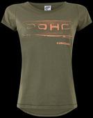 Ladies Kawasaki DOHC T-Shirt S