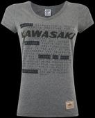 Ladies Kawasaki T-Shirt S