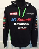 "Kawasaki Official BSB Hoody Size 3XL 48"""