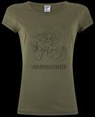 Ladies Kawasaki Tamashii T-Shirt L