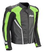 Kawasaki Ninja Leather Jacket SML 36""