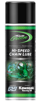 Team Green Hi- Speed Chain Lube 500ml picture