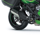 Wheel Rim Tape Kit Green Ninja H2 SX