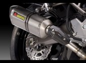 Akrapovic Heat Shield Versys 1000