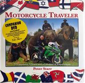Peter Starr Motorcycle Traveler (Hardback + DVD)