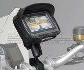 Kawasaki Universal GPS Mount & Bag