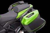 28L Pannier Covers  CL Green