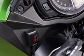 Kawasaki Gear Position Indicator