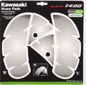 Kawasaki ZZR1400 Gel Resin Knee Pads