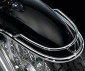 Kawasaki VN900 Classic Fender Trim Front