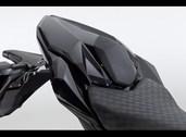 Seat cover Z800 flat ebony 2013~