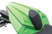 Kawasaki Ninja 300 Seat Cover P S White
