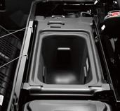 Under Seat Storage Bin